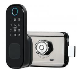 Fechadura Digital Biométrica Wifi S812 de Sobrepor