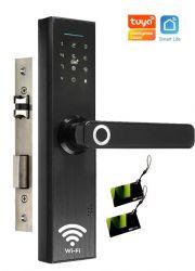 Fechadura Biométrica WIFI Digital S804