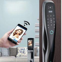 Fechadura Biométrica Digital Automatizada por WIFI com acesso remoto S925